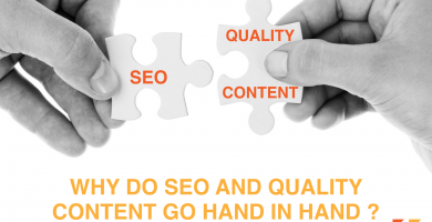 SEO and Quality Content